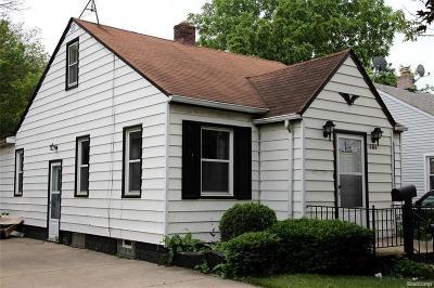 Royal Oak Single Family Home For Sale: 312 Josephine Avenue