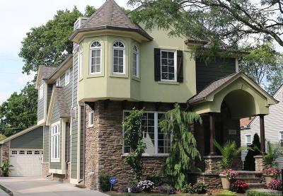 Birmingham Single Family Home For Sale: 1183 Webster Street