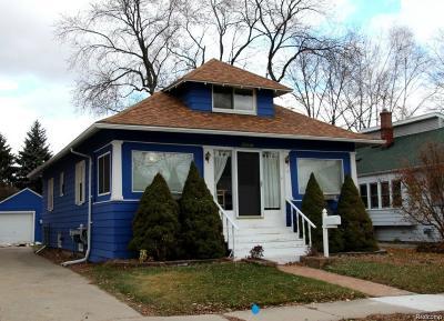 Royal Oak Single Family Home For Sale: 706 Louis Avenue