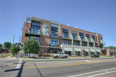 Ferndale Condo/Townhouse For Sale: 211 E Nine Mile Road
