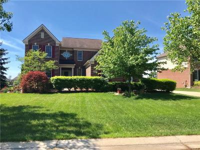 Northville Twp Single Family Home For Sale: 16085 Crystal Downs E