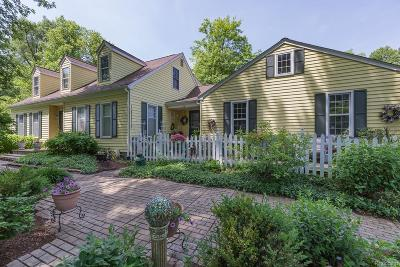 Oakland Twp Single Family Home For Sale: 3821 Orion Road