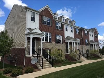 Novi Rental For Rent: 44643 Ellery Lane