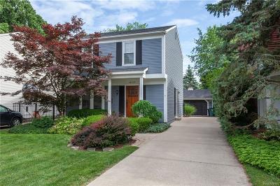 Beverly Hills Vlg Single Family Home For Sale: 16233 Birwood Avenue
