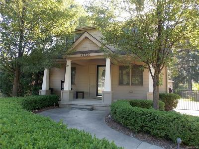 Shelby Twp Single Family Home For Sale: 47320 Burton Drive