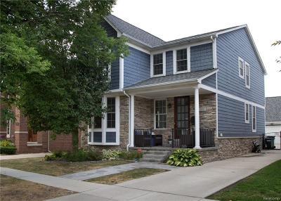 Birmingham Single Family Home For Sale: 1087 Bennaville Avenue