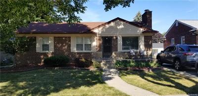 Dearborn Single Family Home For Sale: 1822 Highview Street