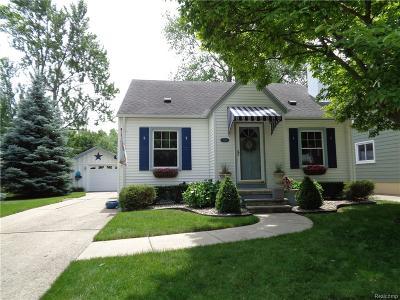 Wayne Single Family Home For Sale: 35245 Ash Street