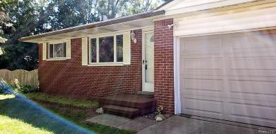 Commerce Single Family Home For Sale: 2129 Welch Road