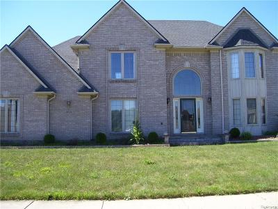 Sterling Heights Single Family Home For Sale: 4424 Allegheny Drive