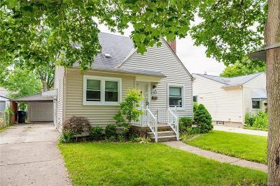 Berkley Single Family Home For Sale: 3023 Ellwood Avenue