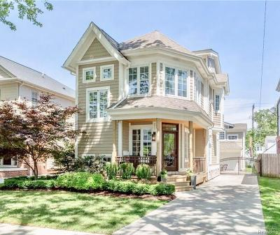 Birmingham Single Family Home For Sale: 833 Bennaville Avenue