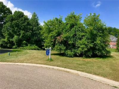 Washington Twp Residential Lots & Land For Sale: 60553 Pennington Way