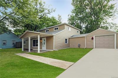 Taylor Single Family Home For Sale: 11532 Cornell Street
