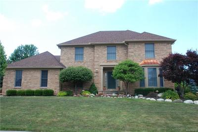Troy Single Family Home For Sale: 140 Millstone Drive