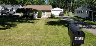 Auburn Hills Single Family Home For Sale: 2166 Allerton Road