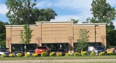 Independence Twp Commercial Lease For Lease: 6485 Dixie Highway