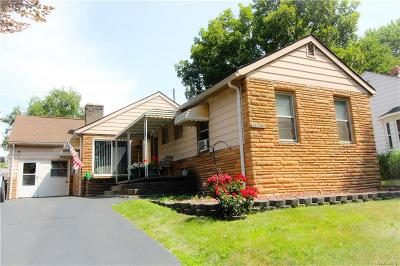 Waterford Twp Single Family Home For Sale: 4062 Lanark Avenue