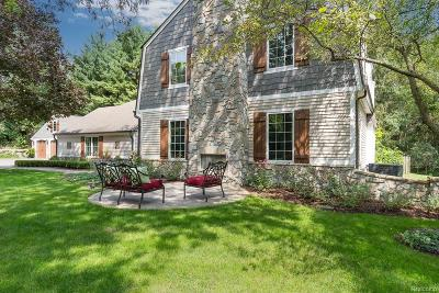 Oakland Twp Single Family Home For Sale: 2326 W Buell Road
