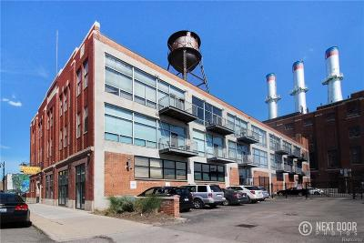 Detroit Condo/Townhouse For Sale: 55 W Canfield Street #213