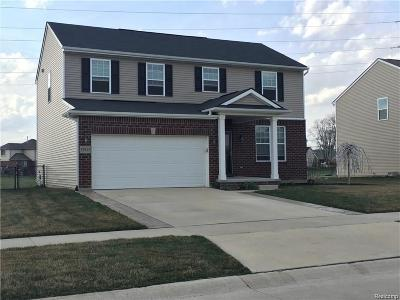 Macomb Twp MI Single Family Home For Sale: $284,900