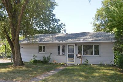 Green Oak Twp MI Single Family Home For Sale: $200,000