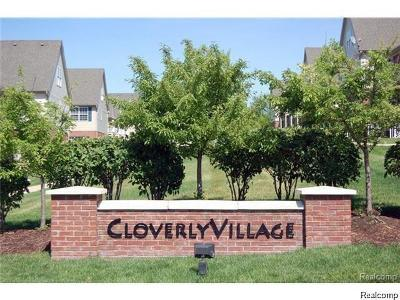 Ann Arbor Rental For Rent: 2086 Cloverly Lane