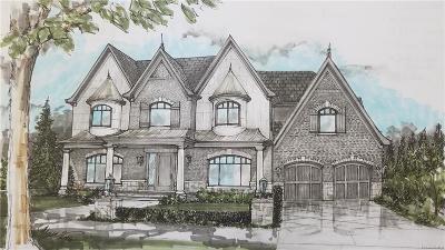 Birmingham Single Family Home For Sale: 939 Larchlea Drive