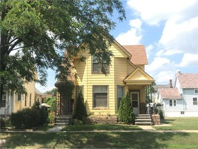 Wyandotte Multi Family Home For Sale: 242 Ford Avenue
