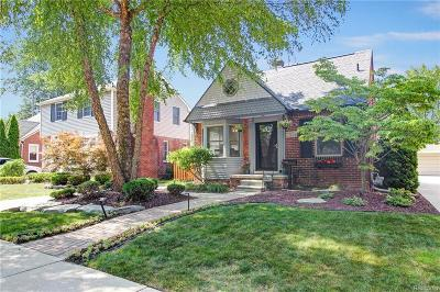 Dearborn Single Family Home For Sale: 23151 Cromwell Street
