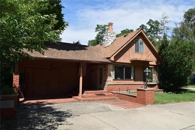 Commerce Single Family Home For Sale: 2837 Welch Road