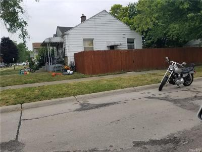 Southgate Single Family Home For Sale: 13212 Castle Street