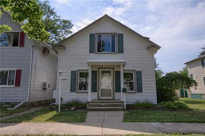 Trenton Single Family Home For Sale: 2470 3rd Street