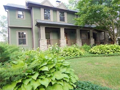 Birmingham MI Single Family Home For Sale: $1,599,000