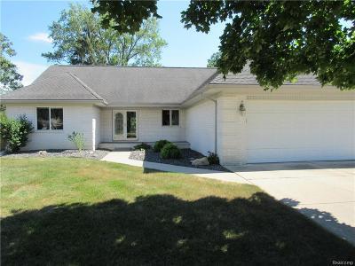 Fraser Single Family Home For Sale: 16168 Masonic
