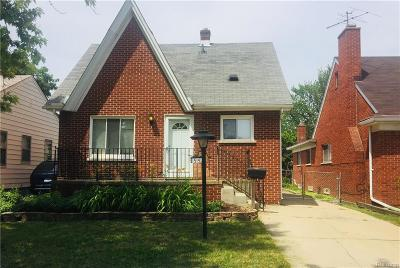 Dearborn, Dearborn Heights Single Family Home For Sale: 15140 Normandale Street