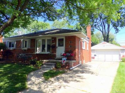 Trenton Single Family Home For Sale: 3426 N Lynn Court