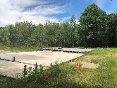 Oakland Twp Residential Lots & Land For Sale: 78 S Rochester Road