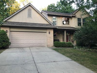 Commerce Single Family Home For Sale: 3100 W Ridge Court