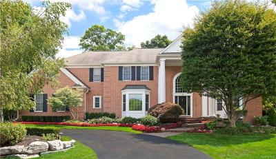 Bloomfield Twp Single Family Home For Sale: 990 Wellsley Court