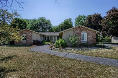 Farmington Hills Single Family Home For Sale: 29405 Lake Park Drive