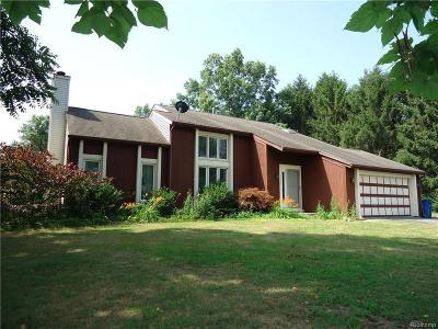 Monroe County Single Family Home For Sale: 1401 E Samaria