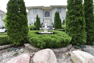 West Bloomfield Twp Single Family Home For Sale: 6699 Langtoft Street