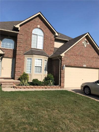 Macomb Twp MI Single Family Home For Sale: $389,900