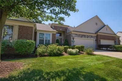 Northville Twp Condo/Townhouse For Sale: 39535 Champion Court Court