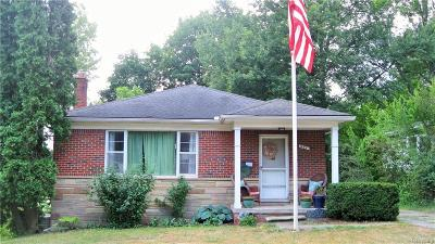 Northville MI Single Family Home For Sale: $375,000