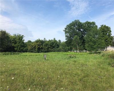 Grosse Ile, Gross Ile, Grosse Ile Twp Residential Lots & Land For Sale: Lot 17 Potowatomi Drive