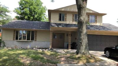 Dearborn Single Family Home For Sale: 25880 Cherry Hill Road