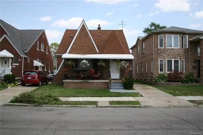 Dearborn Multi Family Home For Sale: 6026 Middlesex Street