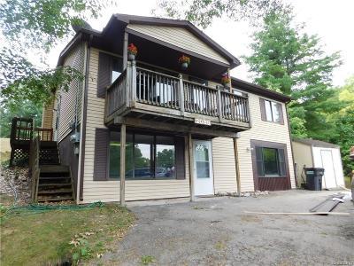Brandon Twp Single Family Home For Sale: 2088 Circle Drive